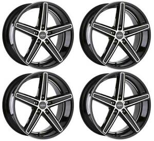 4 Alloy Wheels Oxigin 18 Concave 7 5x17 Et38 5x114 Swfp For Mazda 3 323 5 6 626
