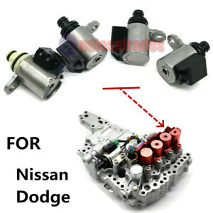 Cvt Transmission Solenoid Kit For Nissan Dodge 2007up Jf011e re0f10a f1cja