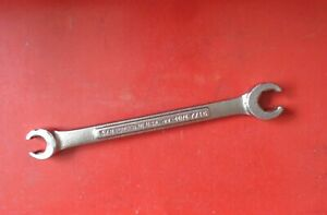 3 8 X 7 16 Craftsman Line Flair Nut Wrench Part Number 44174 Vv Made In Usa