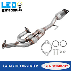 Epa Obdii Catalytic Converter Rear Fits For 2004 2006 Nissan Maxima Quest 3 5l