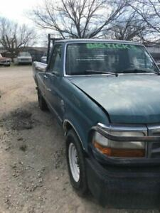 Manual Transmission 5 Speed Zf Manufactured Fits 92 96 Ford F250 Pickup 353699