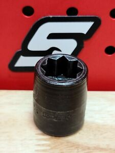 Snap On P420 1 2 Drive 5 8 Double Square Socket Usa Free Shipping