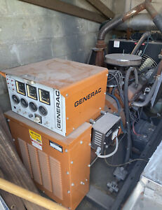 Generac Generator Three Phase Natural Gas