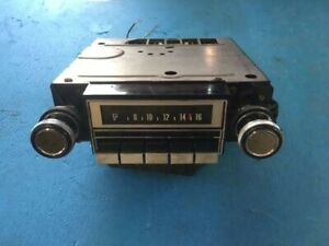 Original And Working 1971 Oldsmobile Delco Am Radio 13bpb2