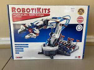 Owi 632 Hydraulic Edge Kit Robotic Arm Gripper Stem Educational Kit For Home New