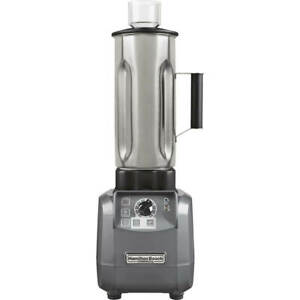Hamilton Beach 64 Oz Tournant Food Processor Blender 3 Hp Motor Hbf600s