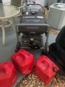 5500 Watt Briggs And Stratton Storm Responder Generator