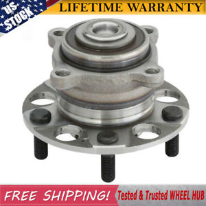 Rear Rh Or Lh Wheel Hubs Bearings For 2008 12 Honda Accord Acura Tsx 2009 14