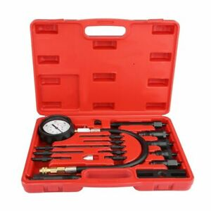 Car Cylinder Diesel Engine Cylinder Compression Test Tester Kit