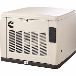 Cummins Quietconnect Home Standby Generator 13 Kw Lp ng 120 240v Single Phase