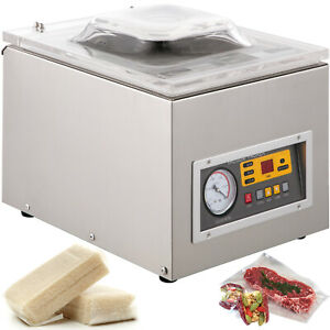 120w 22 Commercial Vacuum Sealer Food Sealing Machine Home Packing Pressure
