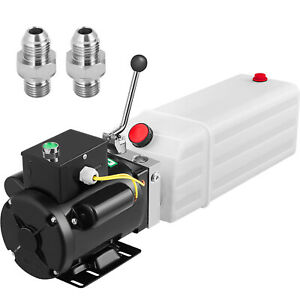 6l Car Lift Hydraulic Power Unit Pack 220v 3hp S3 Auto Universal