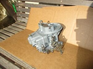 Holley Carburetor 4412 3 Carb 500 Cfm 2 Barrel Circle Track Street Strip Rebuilt