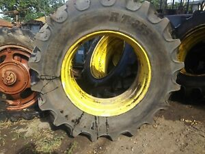 Bkt Agrimax Tractor Tires With Rims