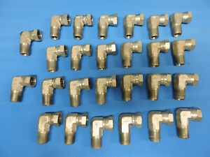 Hydraulic Fittings 26 Pieces