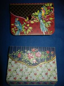 Lot Of 2 pictura Kate Follows Artwork Notepad Magnetic Booklets Embellished