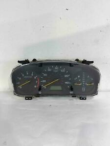 2000 Honda Accord Speedometer Speedo Cluster 4dr Sedan 3 0l Miles Unknown