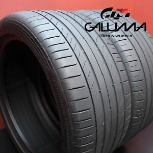 2 Tires Continental Contisportcontact Runflat Ssr 255 40r18 255 40 18 95y 53648