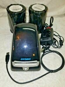 Dymo Labelwriter 450 Turbo Thermal Label Printer 1750283 Labels vg Condition