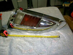 1958 Buick Tail Light 58 Buick Right Side Taillight 6 20
