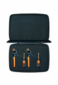 Testo Ac Refrigeration Smart Probe 2nd Gen Compact Kit 350 Ft Bluetooth Range