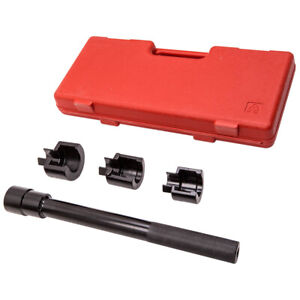 Auto Dual Inner Tie Rod Removal Installation Installer Adaptor Mechanics Tool