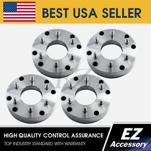 4 Wheel Adapters 8 Lug 6 5 To 6 Lug 5 5 Spacers 8x6 5 6x5 5 2