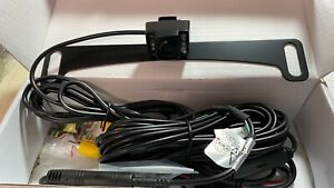 New In Box Mito Vn6000irlp Reverse Backup Camera With Wiring Etc