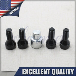 Usa Wheel Locks Bolts Set For Bmw E70 E71 F10 F30 F22 F32 G11 F01 F25 F26 F12 M