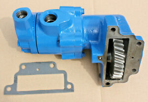 2000 3000 4000 3400 3500 3550 4500 Ford Tractor Hydraulic Pump