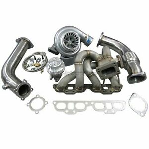 Cxracing Top Mount Gt35 Turbo Kit For Datsun 510 With Sr20det Engine Swap
