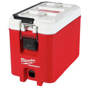Milwaukee 48 22 8460 Packout Compact 16 Qt Cooler New