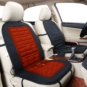Universal Car Seat Heater Heated Cushion Thickening Winter Warmer Pad Cover 12v