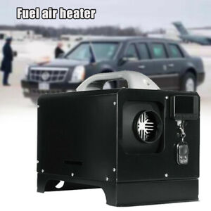 12v 8kw Diesels Fuel Air Heater Car Parking Heater Low Noise With Remote Control