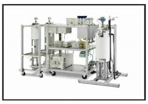 Waters Sfe 2x5 Supercritical Co2 Extraction System With Co solvent Pump