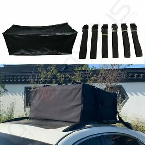 Roof Top Cargo Rack Carrier Luggage Travel Bag Hitch Mount Soft Waterproof