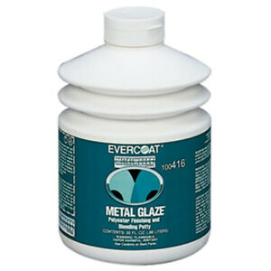 Evercoat Metal Glaze 120 Polyester Finishing Putty Auto Body Filler Spot Paint