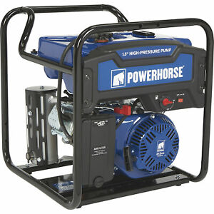 Powerhorse Extended Run High pressure Water Pump 6 000 Gph 1 1 2in Ports