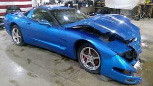 98 Chevy Corvette Abs Pump Assembly jag Front Abs Jl4 Active Brakes