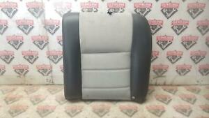2003 2004 Mustang Shelby Cobra Lh Left Driver Rear Back Seat Upper Suede Gray
