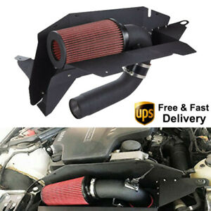 For 12 16 Bmw Pipe Cold Air Intake Kit System F30 228i 320i 328i 420i 428i 2 0t