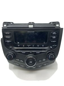2005 Honda Accord Radio