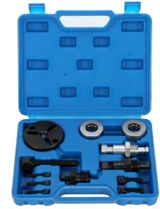 Kuntec A c Compressor Clutch Remover Puller Installer Auto Air Conditioning Kit