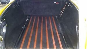 03 06 Chevy Ssr Truck Bed Carpeting With Slats Trim Oem