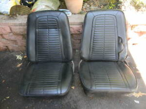 1967 1968 1969 Camaro Firebird Bucket Seats