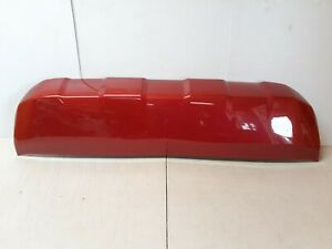 2016 17 18 19 Toyota Tacoma Front Bumper Lower Valance Red 53911 04901 p562