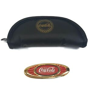 Franklin Mint Collectable Coca-Cola Pocket Knife with Bottle Opener RARE - NEW