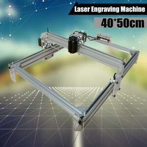 Desktop Laser Engraver Printer Wood Carving Engraving Cutting Machine 500mw Usa