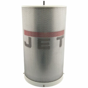 Jet 708737c Replacement 1 Micron Canister Filter Kit For Dc 650 Dust Collector