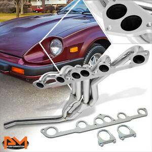 For 77 83 Datsun 280z 280zx 2 8l Non Turbo Performance Exhaust Header Manifold